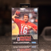 Joe Montana II Sports Talk Football - Sega Mega Drive